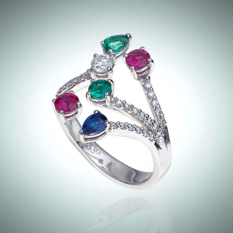 Leo Pizzo Geiss And Sons Jewelry