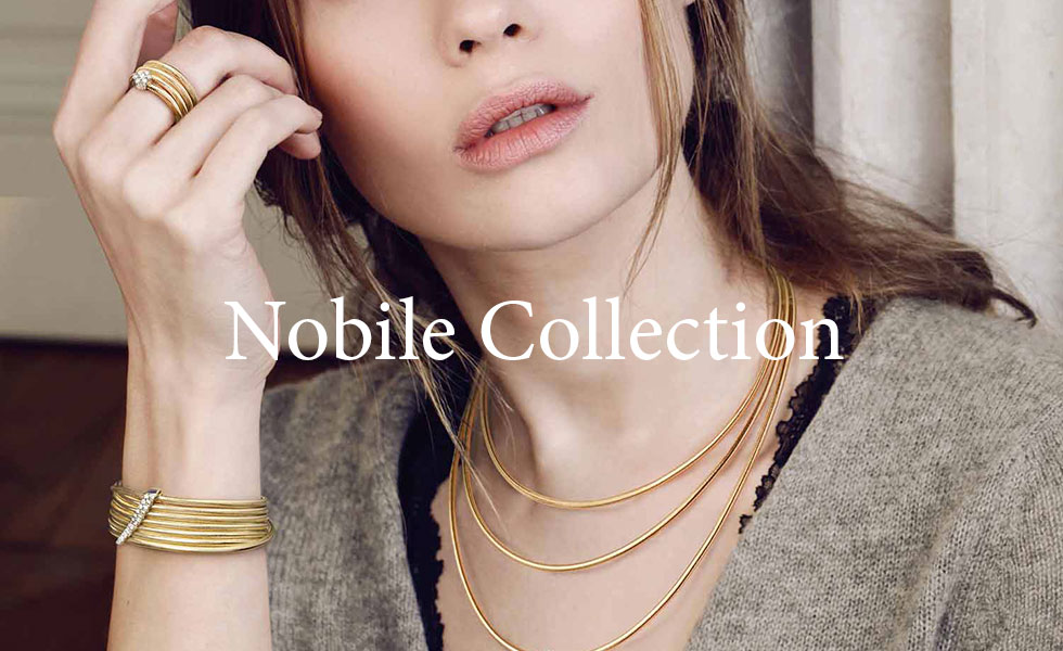 Nobile Collection, Bracelet, Necklace, Jewelry, Fine Jewelry, Jewelry Stores, Geiss and Sons, Greenville, South Carolina