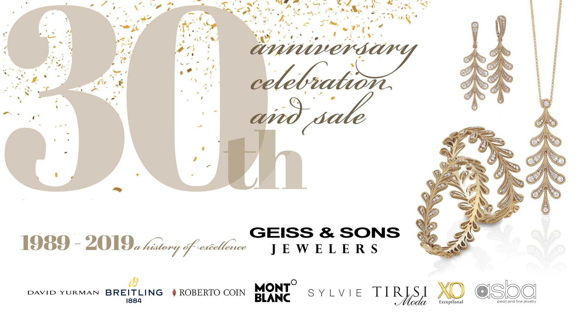 TOWN Magazine, Greenville, Geiss & Sons Jewelers